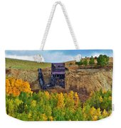 Old Cripple Creek Mine Weekender Tote Bag