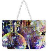Old Decanters Weekender Tote Bag