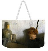 Old Doll In The Attic Weekender Tote Bag