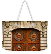 Old Doors Weekender Tote Bag