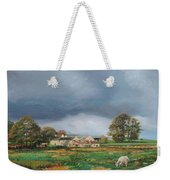 Old Farm - Monyash - Derbyshire Weekender Tote Bag