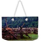 Old Farm Hay Rake Weekender Tote Bag