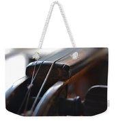 Old Fiddle 2 Weekender Tote Bag
