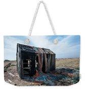 Old Fishermans Hut Weekender Tote Bag