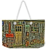 Old General Store Hdr Weekender Tote Bag