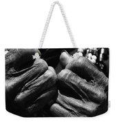 Old Hands 2 Weekender Tote Bag