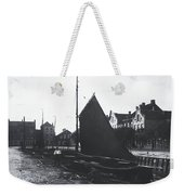 Old Harbor 1880 Weekender Tote Bag