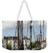 Old Harbor Weekender Tote Bag