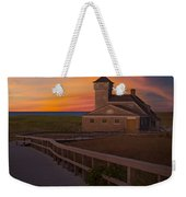 Old Harbor U.s. Life Saving Station Weekender Tote Bag