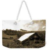Old Hay Barn Weekender Tote Bag