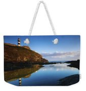 Old Head Of Kinsale, County Cork Weekender Tote Bag