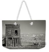 Old House In Bodie Weekender Tote Bag
