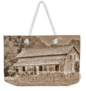 Old House In The Cove Weekender Tote Bag