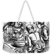 Old King Cole Weekender Tote Bag