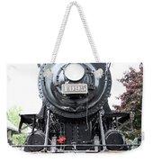 Old Locomotive Weekender Tote Bag