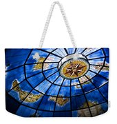 Old Map Of The Canary Islands Weekender Tote Bag
