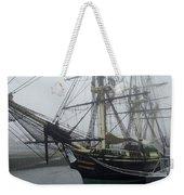 Old Massachusetts Sailing Ship Weekender Tote Bag