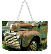 Old Mercury Truck Weekender Tote Bag