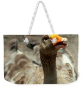 Old Mother Goose Weekender Tote Bag
