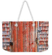 Old Orange Door  Weekender Tote Bag