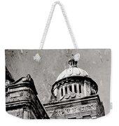 Old Parliament In Bc Weekender Tote Bag