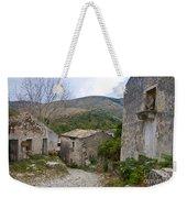 Old Perithia  Corfu  Greece Weekender Tote Bag