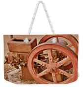 Old Pump Weekender Tote Bag