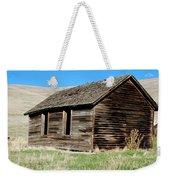 Old Ranch Hand Cabin Weekender Tote Bag