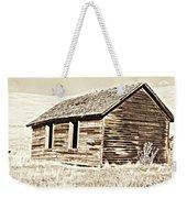 Old Ranch Hand Cabin L Weekender Tote Bag