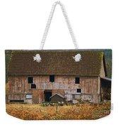 Old Rosedale Barn Weekender Tote Bag