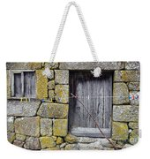 Old Rural House Weekender Tote Bag by Carlos Caetano
