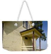 Old School House 2 Of 2 Weekender Tote Bag