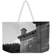 Old School House Weekender Tote Bag