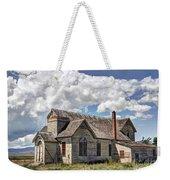 Old Schoolhouse - Ovid - Idaho Weekender Tote Bag
