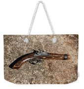 Old Shooting Iron Weekender Tote Bag