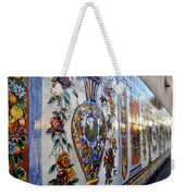 Old Spanish Tiles Weekender Tote Bag