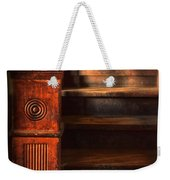 Old Staircase Weekender Tote Bag