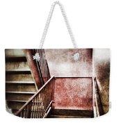 Old Stairwell Weekender Tote Bag