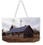 Old Time Barn From Days Gone By Weekender Tote Bag