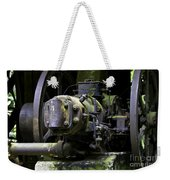 Old Time Equipment Weekender Tote Bag