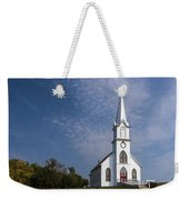 Old Time Religon Weekender Tote Bag