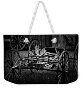 Old Times Turn Weekender Tote Bag