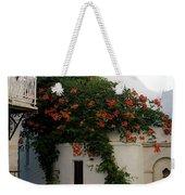 Old Town Church Paros Weekender Tote Bag