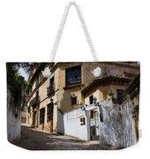Old Town In Ronda Weekender Tote Bag