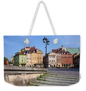 Old Town In Warsaw Weekender Tote Bag