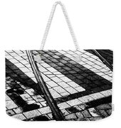 Old Tracks Made New Weekender Tote Bag