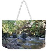 Old Train Trestles Weekender Tote Bag