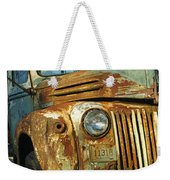 Old Tri-way Truck Weekender Tote Bag