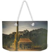 Old Tucson Home Weekender Tote Bag