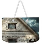 Old Victorian House Detail Weekender Tote Bag